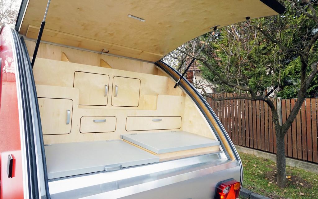 Wohnwagen Mit Außenküche : Wohnwagen rapido club ca aussenküche reisefertig er truma