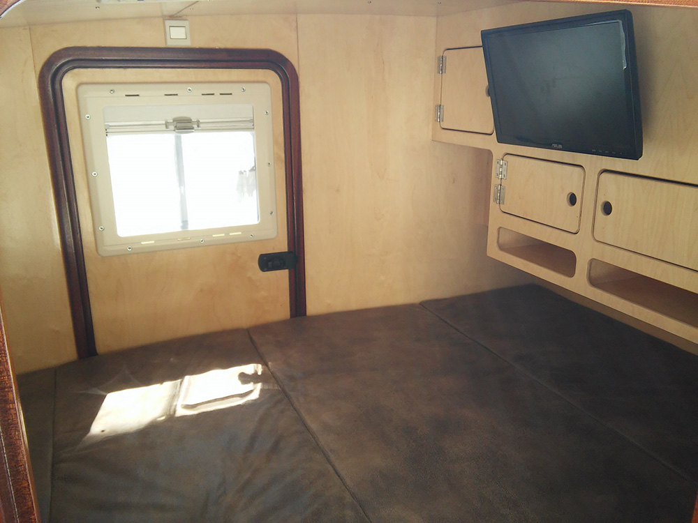 Mini Wohnwagen