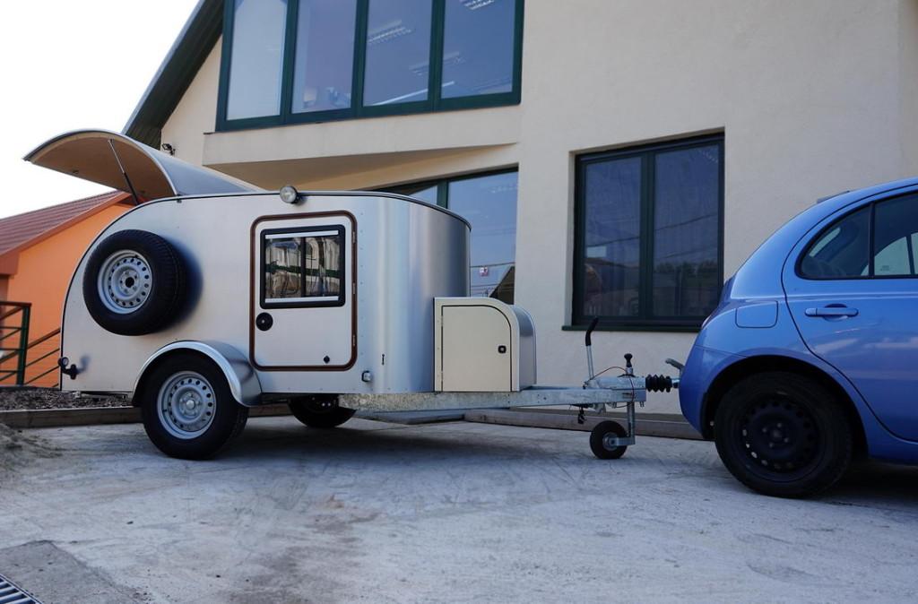 Mini lakókocsi